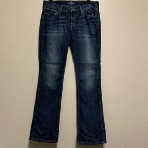Women's Lucky Brand Zoe bootcut denim jeans